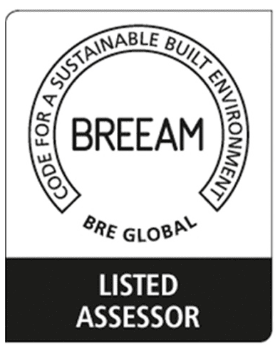 BREEAM LISTED ASSESSOR